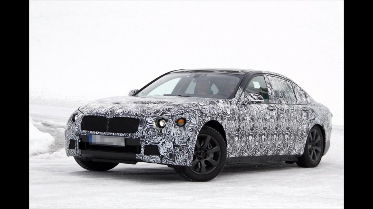 Erwischt: Nächster BMW 7er
