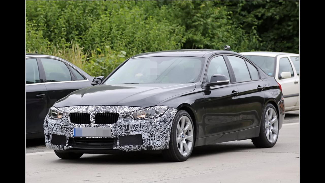 BMW 3er-Reihe 2015