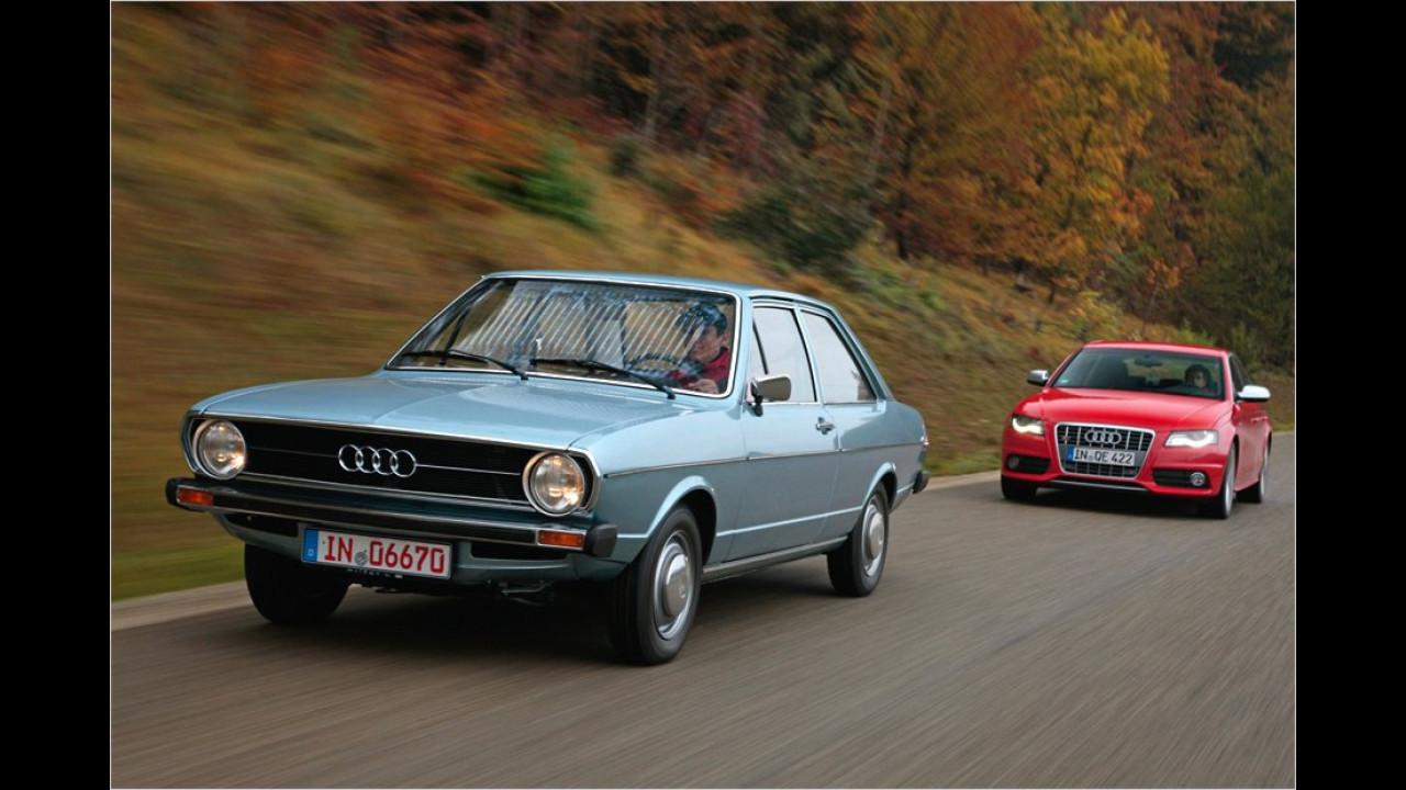 Audi 80 (1972)