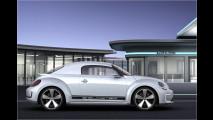 Stylischer Elektro-Beetle