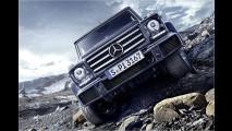 Update für Mercedes-Gelände-Ikone