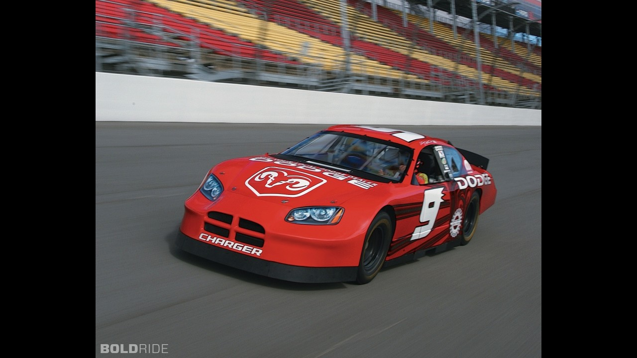 Dodge Charger Race Car