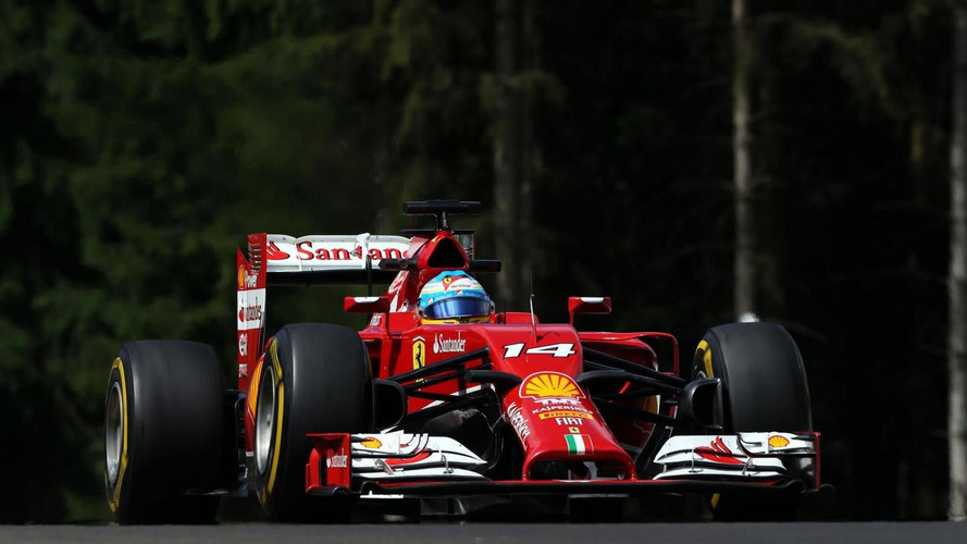 Ferrari tester insists Alonso 'happy' in red