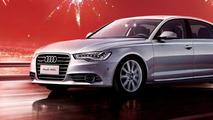 Audi A6L (China-spec)