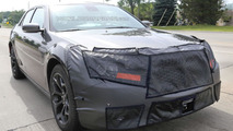 2015 Chrysler 300 facelift spy photo