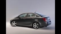 Novo Chevrolet Sonic será produzido no Brasil em 2012 com motor 1.6 16V Ecotec