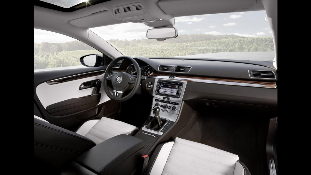 Volkswagen apresenta oficialmente Passat CC 2012 com visual renovado - Veja fotos