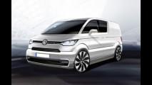 Volkswagen mostrará utilitário conceito menor que o Transporter em Genebra