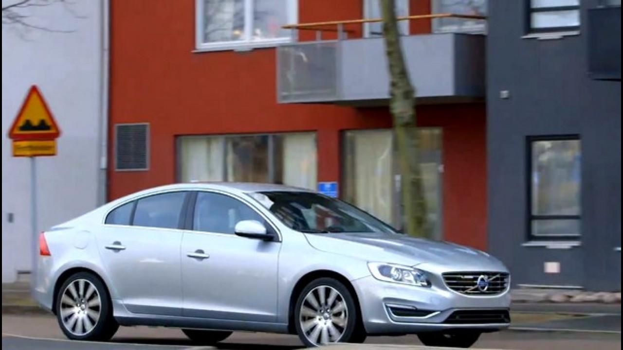 Vídeo: Volvo desenvolve novo sistema para evitar colisão com ciclistas