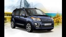 Citroën C3 Picasso ganha reestilização na Europa - Veja galeria de fotos