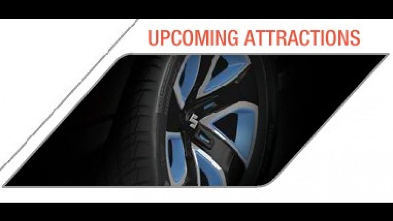 Suzuki deverá apresentar nova geração do SUV Jimny no Salão de Nova Déli