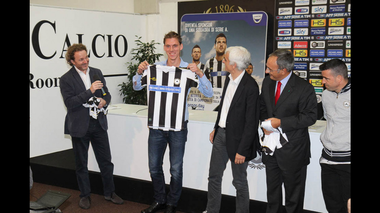 Dacia Sponsor Day, il primo vincitore