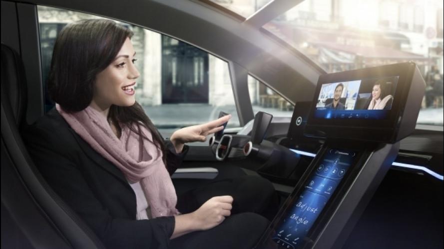 Auto a guida autonoma, i 10 dispositivi