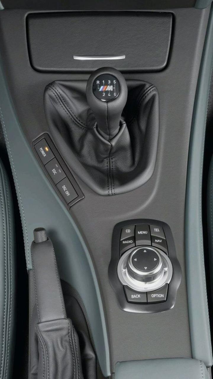 2009 M3 with iDrive