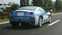 Ferrari California On the Road Spy Photos