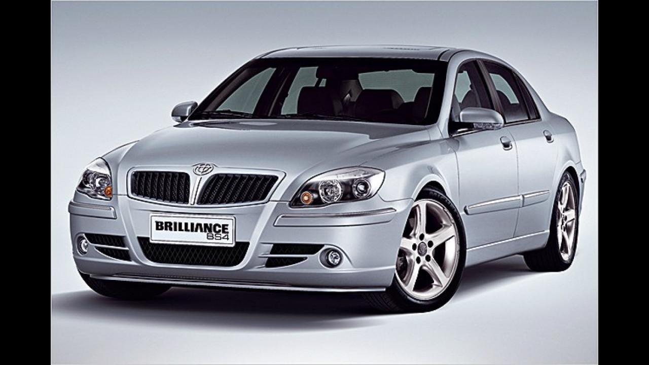 Brilliance BS4 Limousine