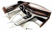 2009 BMW 7 Series F01 sketch