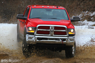 Ram Power Wagon v. Chevy 2500 High Country: Off Road or Luxury?