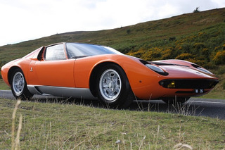 The Italian Job Lamborghini Miura Goes Up For Sale
