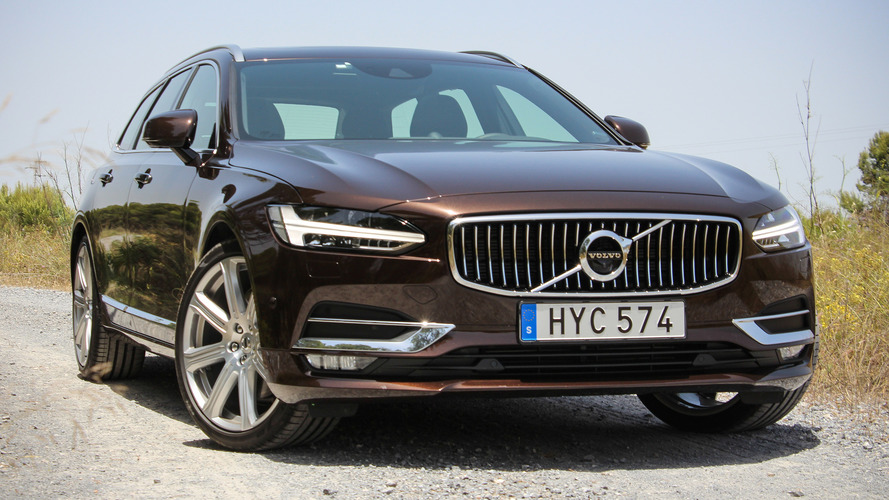The most expensive Volvo V90 costs $70,365