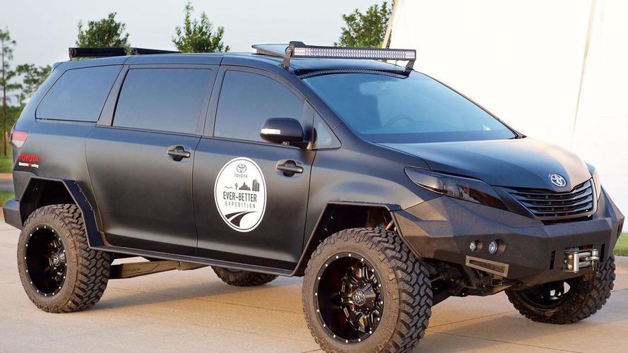 Toyota Ultimate Utility Vehicle unveiled for SEMA