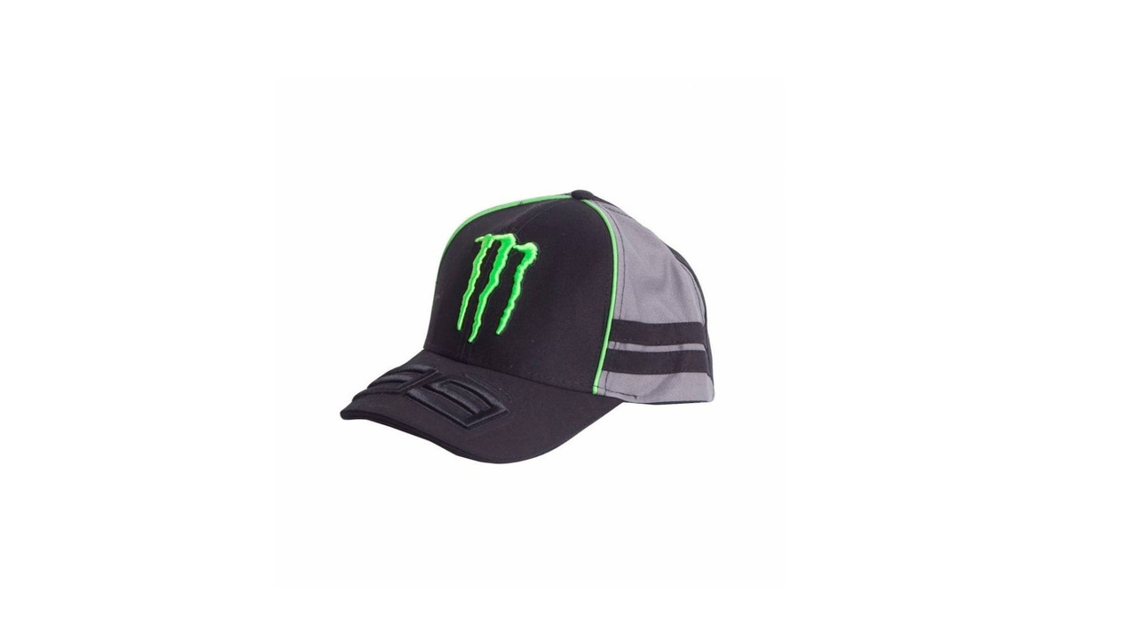 Jorge Lorenzo 2016 Monster Cap