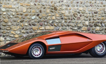 Lancia Stratos Zero: A Paradigm Shift on Wheels