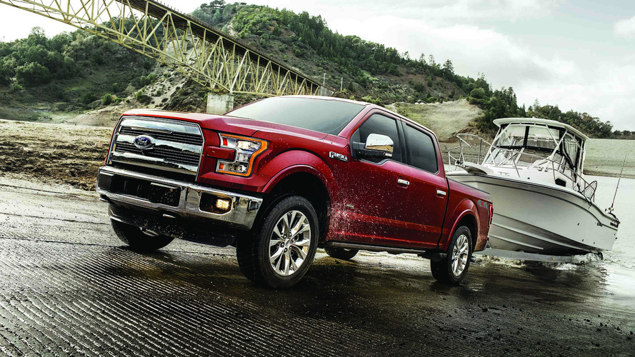 2017 Ford F-150 EcoBoost adds 10 hp, 50 lb-ft