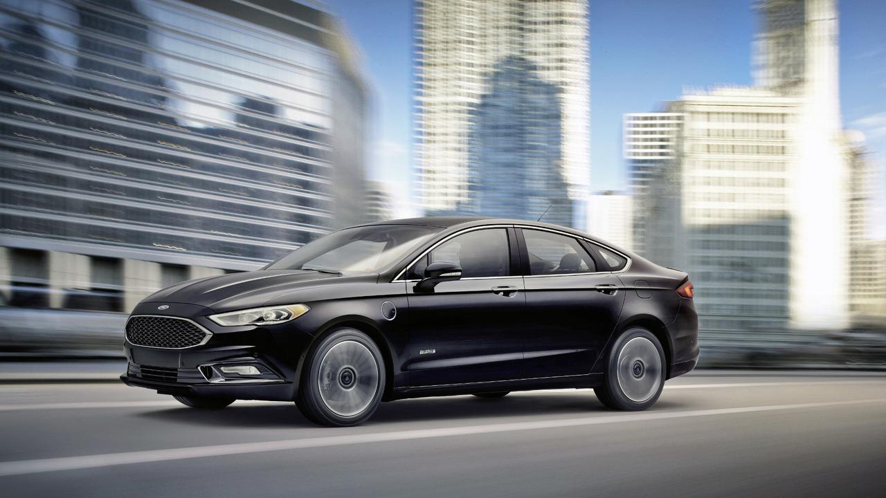 2017 Ford Fusion Energi
