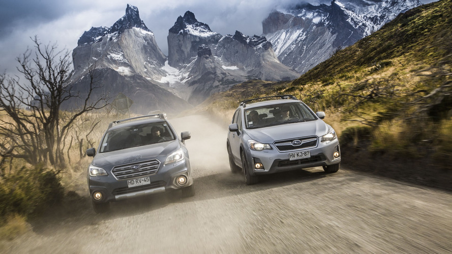 Subaru in Patagonia: 600 miles of dirt, to the end of the world