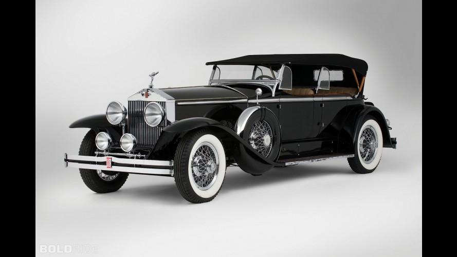 Rolls-Royce Phantom I Ascot Sport Phaeton