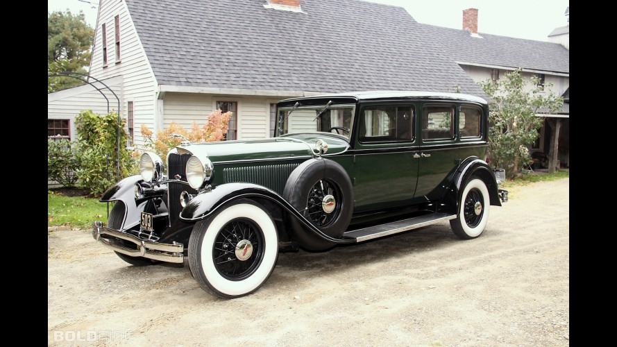Lincoln Model K 7-Passenger Limousine