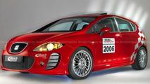 New Eibach Project Vehicle: Seat 2.0 Leon TFSI