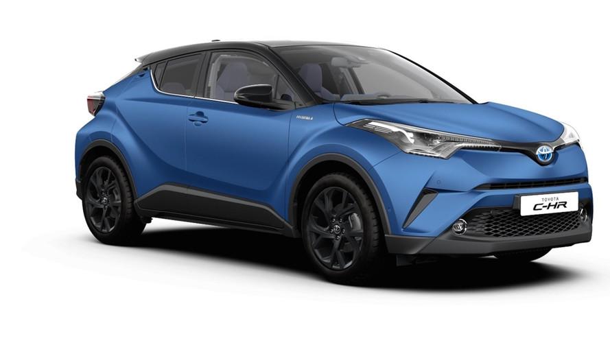Toyota C-HR, GT86 Get Factory Matte Wraps In Europe