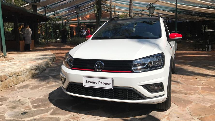 VW apresenta nova linha Pepper, agora também com up! e Saveiro