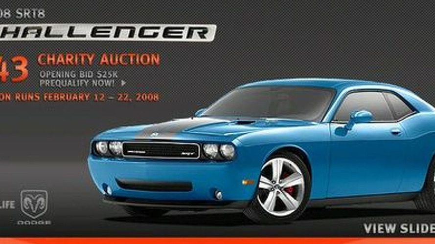 Dodge Challenger #43 Sold at Auction