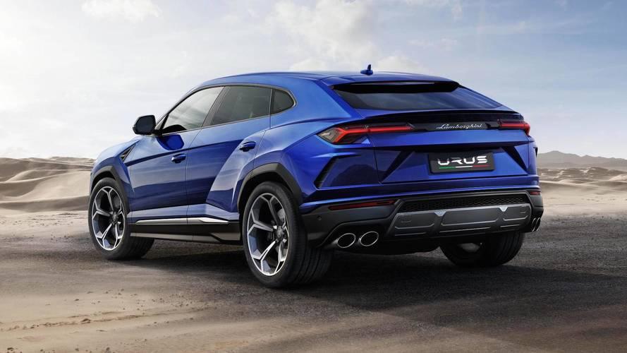 Le Lamborghini Urus arrive déjà sur le marché de l'occasion