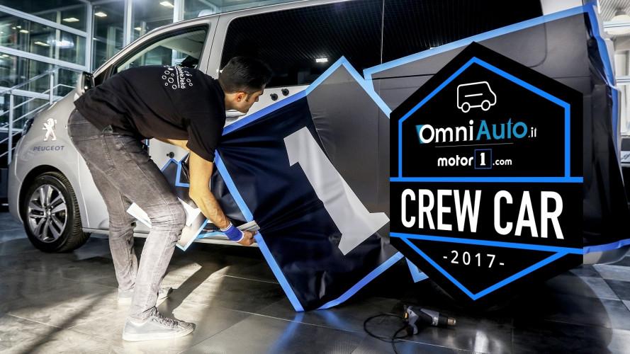 La Crew Car di OmniAuto si
