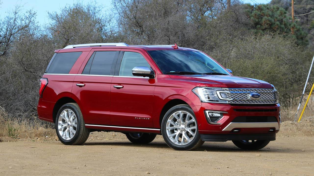 Ford Explorer Towing Capacity >> 2018 Ford Expedition First Drive: The Beast Gets Better