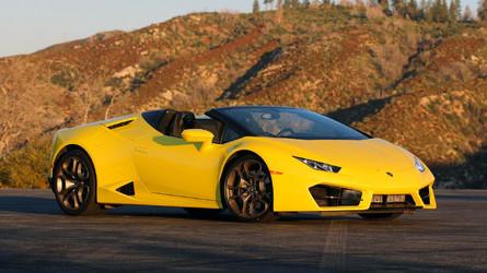 2017 Lamborghini Huracán LP 580-2 Spyder Review