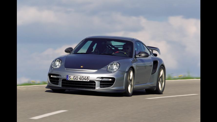 I 15 anni della Porsche 911 GT2
