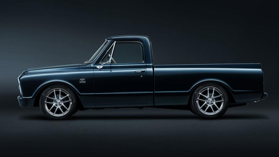 1967 Chevrolet C-10 Restomod