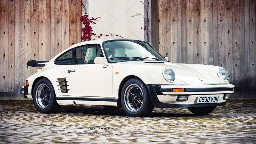 Judas Priest Porsche 911 Up For Auction Is For Turbo Lovers