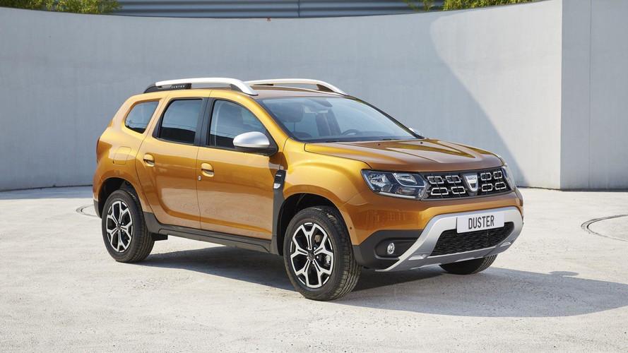 Nouveau Dacia Duster - Amélioré grâce à Facebook