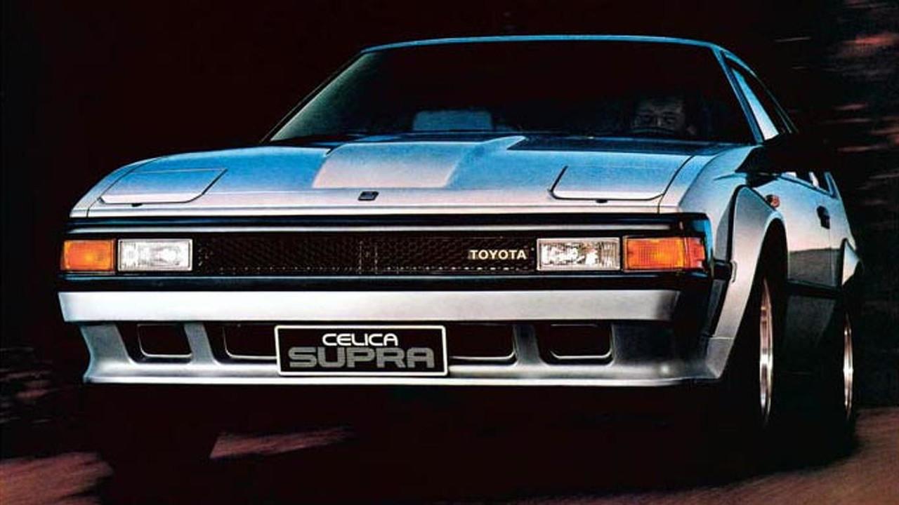 1982 - 1986 Toyota Supra | Motor1.com Photos