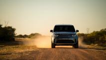 Land Rover Discovery 2018 remolca 110 toneladas