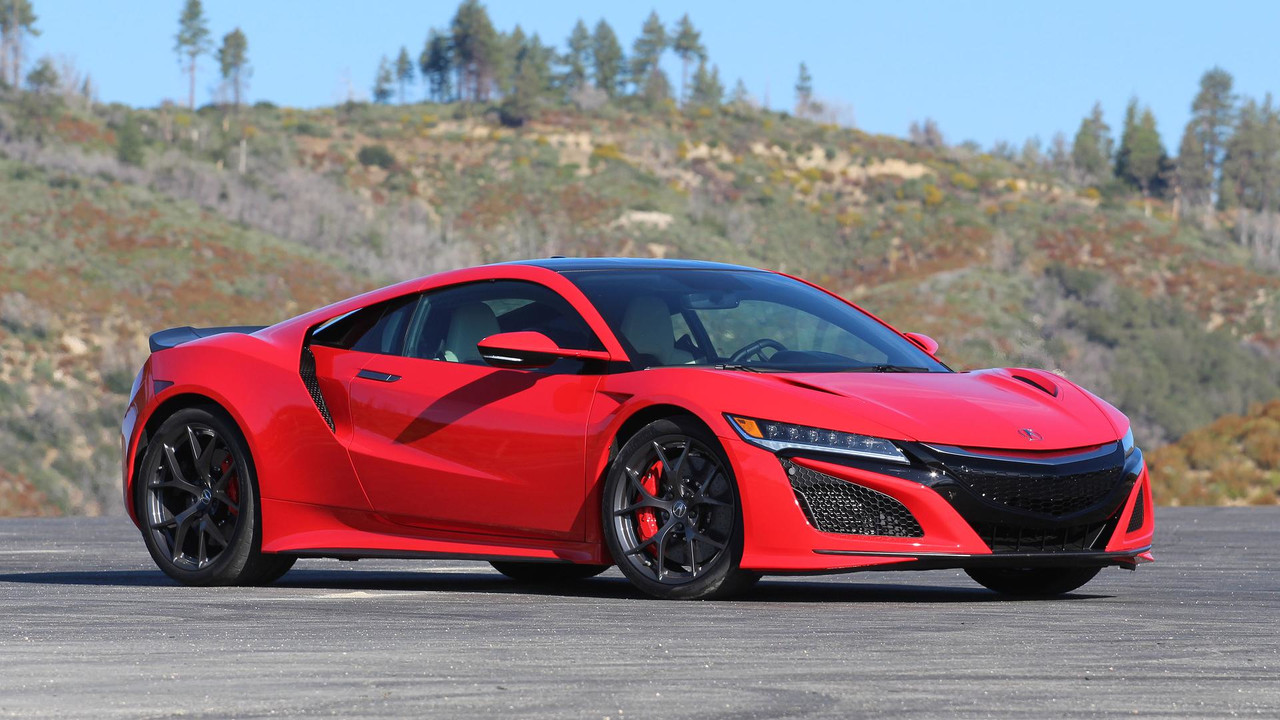 Acura Nsx Project Car For Sale