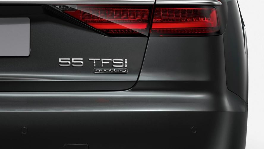 Audi adota nova nomenclatura para sua linha de modelos