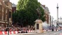 F1 dans les rues de Londres