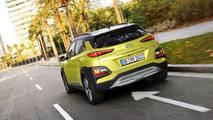 Hyundai Kona Acid Yellow